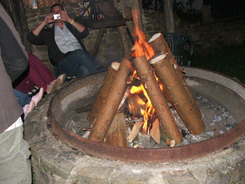 Soulfire Camp 2009 - Lagefeuer