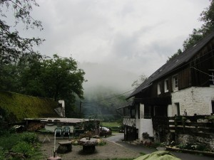 Soulfire Camp 2014 - Regenwolke